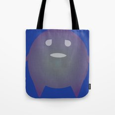 Lonely with Bricks Tote Bag