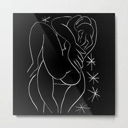 Matisse Loving Couple #2 Metal Print