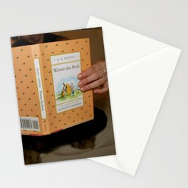 Winnie•the•Pooh Stationery Cards