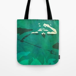 Ponce of Tides Tote Bag
