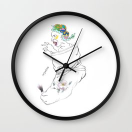 let me out Wall Clock