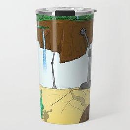 Part 3: Brontosorus Crashes Travel Mug
