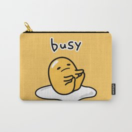 Gudetama Busy 2 Carry-All Pouch