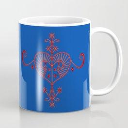 Voodoo Symbol Erzulie Coffee Mug