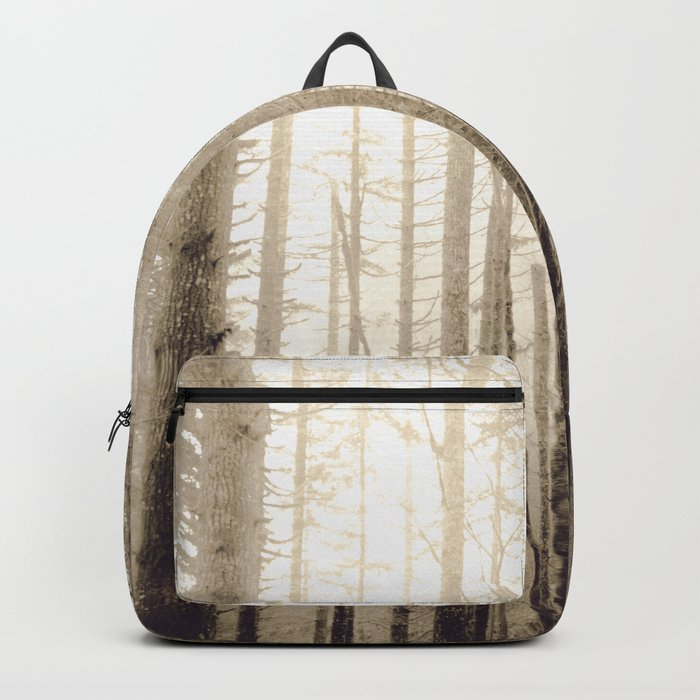 Misty Mountain Forest Backpack