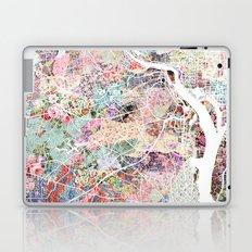 Arlington map Laptop & iPad Skin