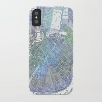 new orleans iPhone & iPod Cases featuring New Orleans by Catherine Holcombe