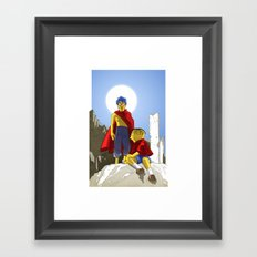 Bartkira Framed Art Print