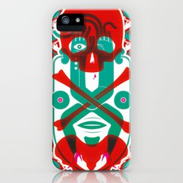 The Body iPhone Case