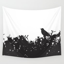 Hedge Life Wall Tapestry