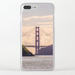 Between Two Clear iPhone Case