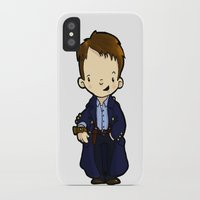 jack daniels iPhone & iPod Cases featuring JACK by Space Bat designs
