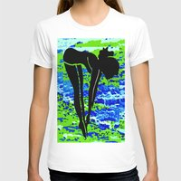 diver T-shirts featuring Diver by Raffaella315