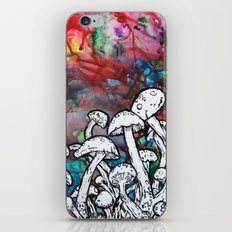 shrooms iPhone & iPod Skin