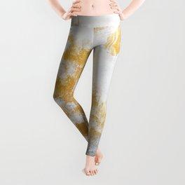 Silver & Gold Leggings