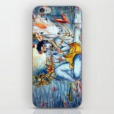 Krishna  iPhone & iPod Skin