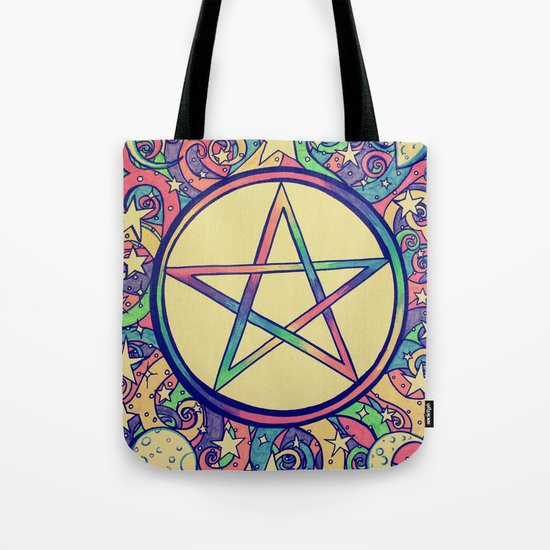 """""""Blessed Be""""   Tote Bag"""