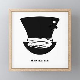 A Hat's Society - Mad Hatter Framed Mini Art Print