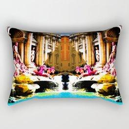 Trevi on the Flipside Rectangular Pillow