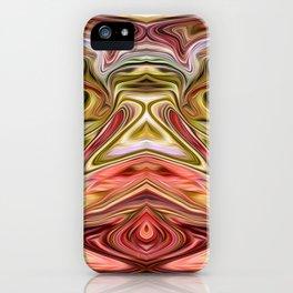 Red Spirit iPhone Case