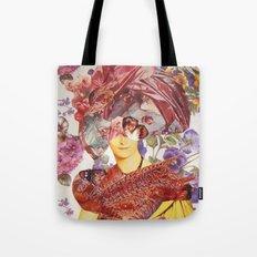 MADAME DEVAUCAY Tote Bag