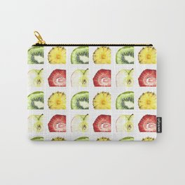 Fruit Slices Pattern Carry-All Pouch
