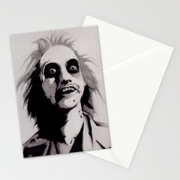 BeetleJuice Stationery Cards