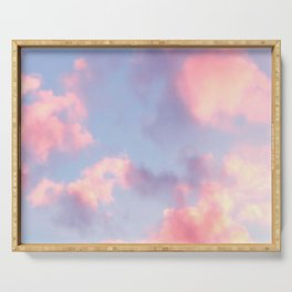Whimsical Sky Serving Tray