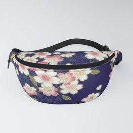 De Cherry Blossoms Fanny Pack