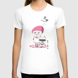 Super Tofu Boy and Sweet Sweet Tofu T-shirt