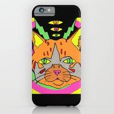 Hallucinogenic Kitty Slim Case iPhone 6s