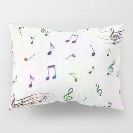 Music Multi 1 Pillow Sham