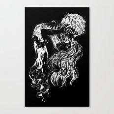 Necromantic 2.0 Canvas Print