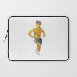 Summer Runner: Apollo the Sun God Laptop Sleeve
