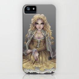 Your White Magic iPhone Case
