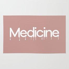 Harry Styles Medicine graphic artwork Rug