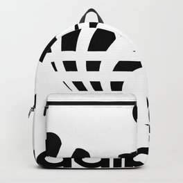 Adibass logo Backpack