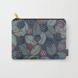 Blackberry Bonanza Carry-All Pouch