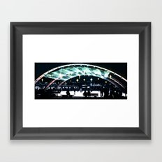 Nathan Phillips Square Framed Art Print