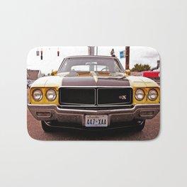 Buick nostalgia Bath Mat