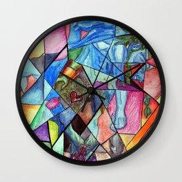 Chiron Wall Clock