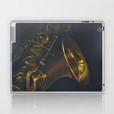 Paula's Saxophone Laptop & iPad Skin