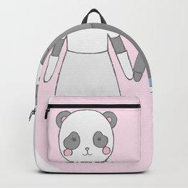 Wedding pandas, Backpack