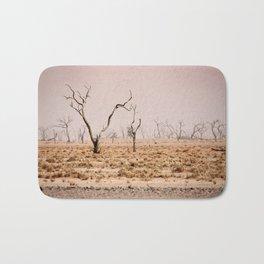 NAMIBIA ... pastel tones III Bath Mat