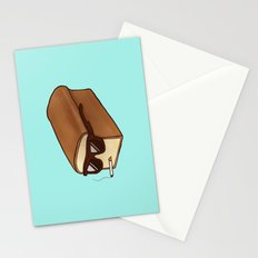 Cool Bread Stationery Cards