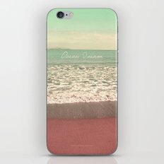 Ocean Dream I iPhone & iPod Skin