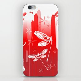 CN DRAGONFLY 1013 iPhone Skin