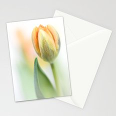 It feels good.... Stationery Cards