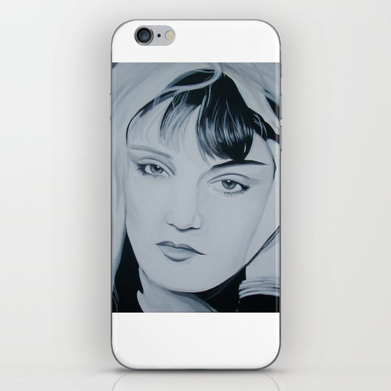 Exene Muse iPhone & iPod Skin