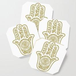 Hamsa hand Coaster